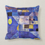 Klee- Moonlight, Paul Klee painting Pillows