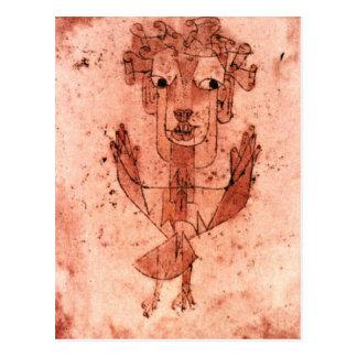 Klee - nuevo ángel ángelus Novus