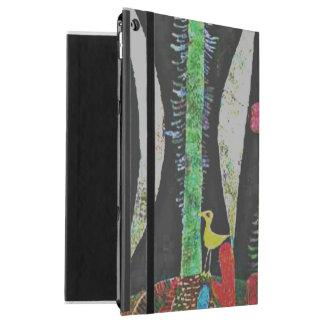 Klee - paisaje con los pájaros amarillos