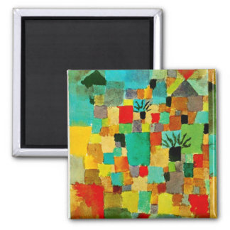 Klee - Southern (Tunisian) Gardens Magnet
