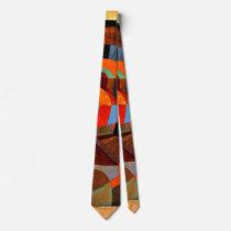 Klee - Temple Gardens Tie