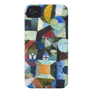 Klee - Yellow Half-Moon Case-Mate iPhone 4 Case