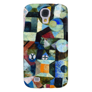Klee - Yellow Half-Moon Galaxy S4 Case