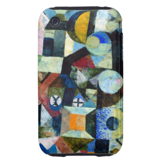 Klee - Yellow Half-Moon iPhone 3 Tough Cover
