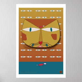 KleeKat-Impresión Posters