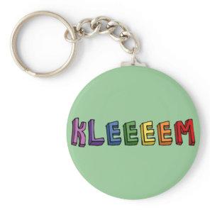 Kleem Keychain