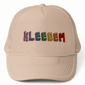 Kleem Trucker Hat