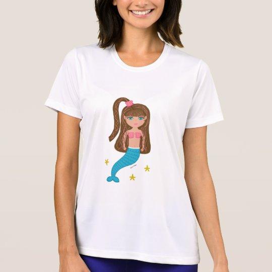 KLeigh Mermaid  T-shirt