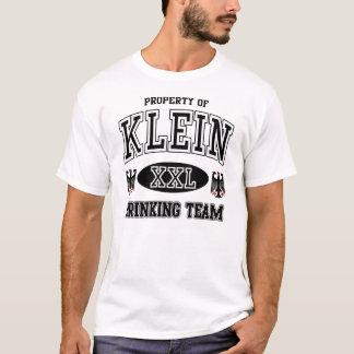 Klein German Drinking Team t shirt