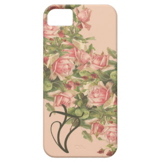 Klein Roses Christian iPhone 5 Case-Pink iPhone SE/5/5s Case