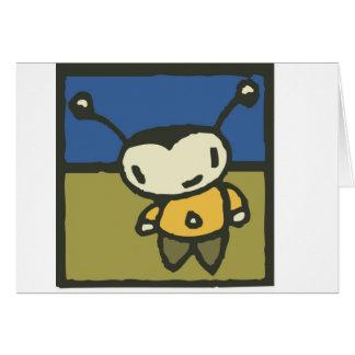 Kleiner Tolpatsch Greeting Card