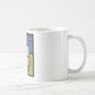Kleiner Tolpatsch Classic White Coffee Mug