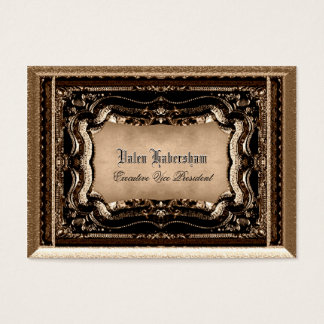 Kleinmore Bailey  Victorian  Customizable Business Card