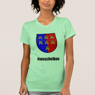 Kleinschelken ciudadano de siete Sajonia escudo de