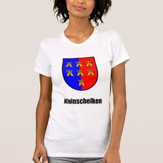 Kleinschelken ciudadano de siete Sajonia escudo de Camisetas