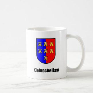 Kleinschelken ciudadano de siete Sajonia escudo de Tazas De Café