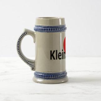 Kleinschelken corazón tazas de café
