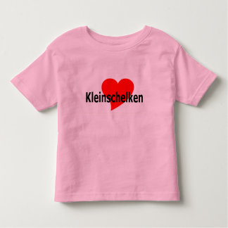 Kleinschelken heart tshirt