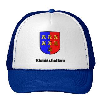Kleinschelken seven-citizen Saxonia coat of arms Mesh Hats