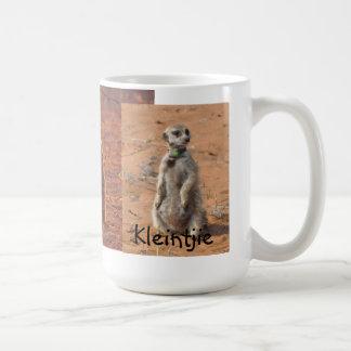 Kleintjie Meerkat Mug