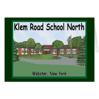 Klem North Note Card