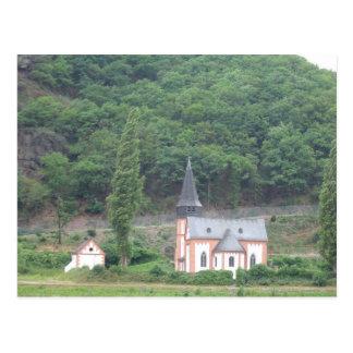 Klemens chapel postcard