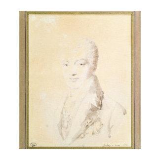 Klemens Wenzel Nepomuk Lothar  Prince Stretched Canvas Prints