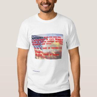 Kleptocracy T Shirts