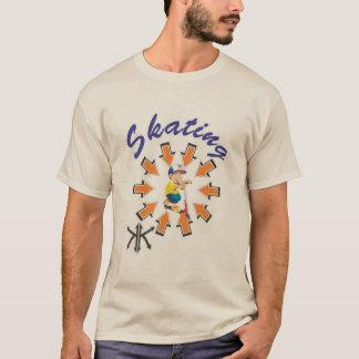 kleykyle skate pro shirt skateboard