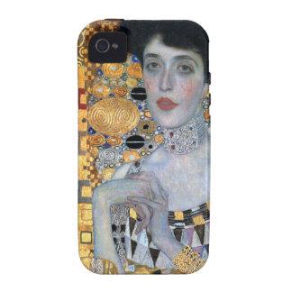 Klimt Adela Bauer iPhone 4 Funda