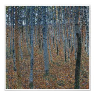 Klimt Beech Grove I Photo Print