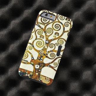 Klimt - el árbol de la vida funda para iPhone 6 tough