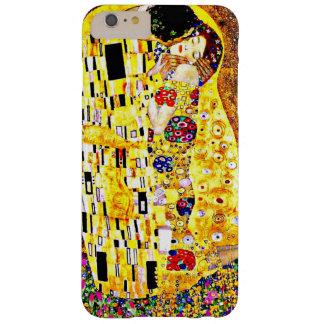 Klimt - el beso funda de iPhone 6 plus barely there