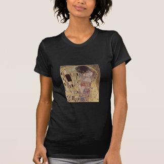Klimt el beso playera
