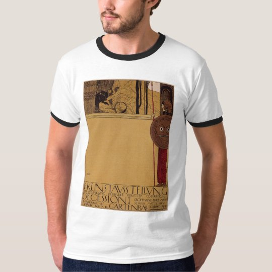Klimt ~ first exhibition of Secession T-Shirt