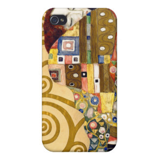 Klimt Fulfillment iPhone 4/4S Covers