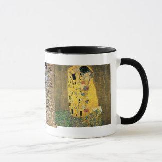 Klimt Gold Period Paintings Mug