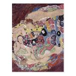 Klimt, Gustavo Catal?: Los bordes de Les mueren Ju Postales