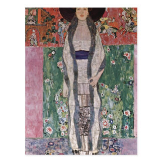 ¿Klimt, Gustavo Portr? der Adela Bloch-Bauer de t  Tarjetas Postales
