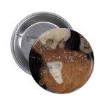 Klimt ~  Hope I  ( detail ) Pins