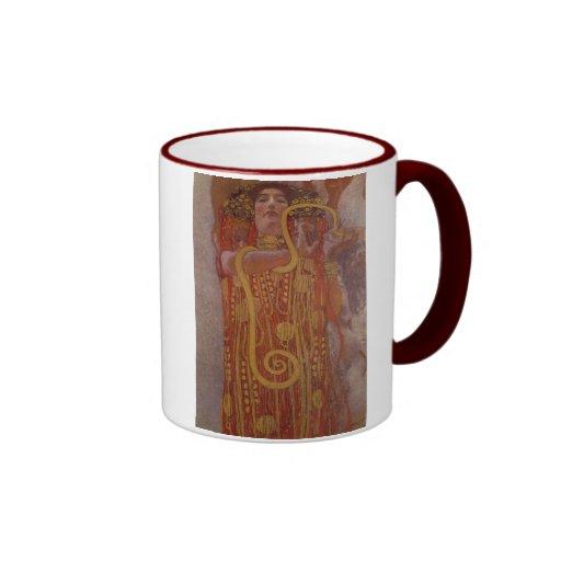 Klimt - Hygeia Taza De Café