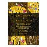 Klimt inspiró la moda de Nouveau del arte el boda
