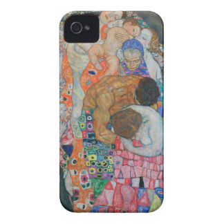 Klimt Life and Death iPhone 4 Cover