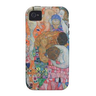 Klimt Life and Death Case-Mate iPhone 4 Case