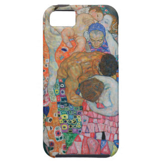 Klimt Life and Death iPhone 5 Cases