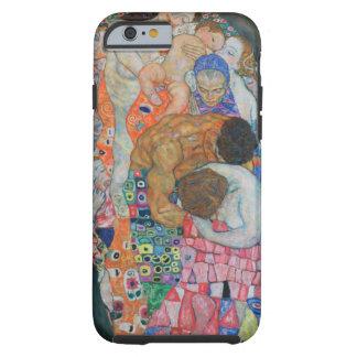 Klimt Life and Death iPhone 6 Case