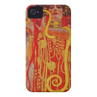 Klimt Medicine Hygieia Art iPhone case Case-Mate iPhone 4 Case