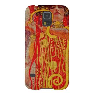 Klimt Medicine Hygieia Art Samsung Galaxy case Galaxy S5 Case