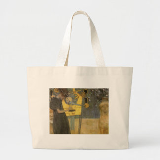 Klimt ~ Music Large Tote Bag