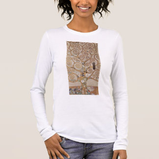 Klimt - Plant templates Stocletfries Long Sleeve T-Shirt